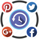 seo icons, seo pack, seo services, social, social media, update, web designer icon