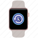 seo, seo pack, seo services, smartwatch, social media, update, web designer icon