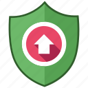 security, seo, seo pack, seo services, social media, upload, web designer icon