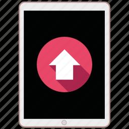 seo icons, seo pack, seo services, social media, tablet, upload, web designer icon
