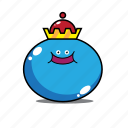 1, dragon quest, slime icon