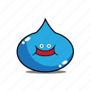 3, dragon quest, slime icon