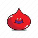 dragon quest, slime icon