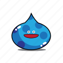 .svg, dragon quest, slime icon