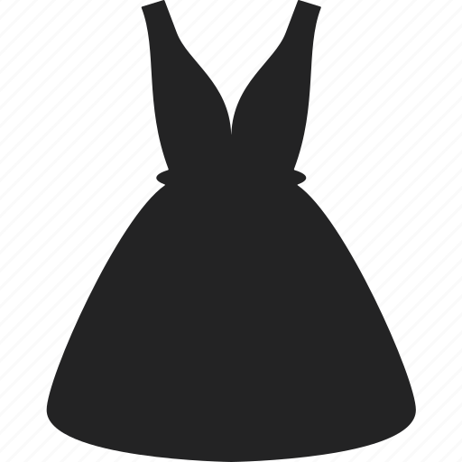 clothes, clothing, dress, fashion, long, shopping, skirt icon