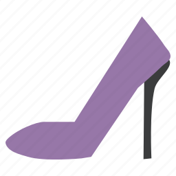 accessory, clothing, fashion, heels, ladies, party, shoe icon