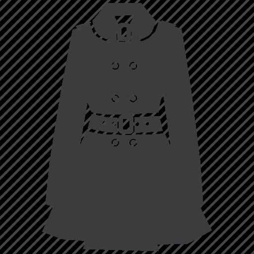 clothing, coat, dress, fashion, style, wear, womens icon