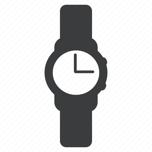 accessory, clock, schedule, style, time, watch, wrist icon
