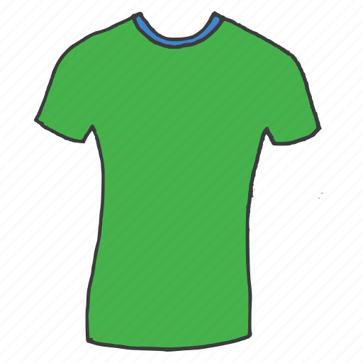 casual, clothing, dress, fashion, style, t-shirt, tee icon