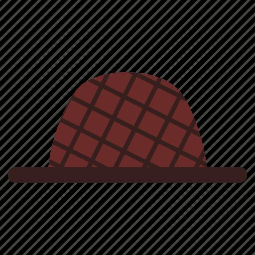 accessory, brim, clothing, fashion, hat, style, wear icon