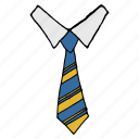 boss, clothing, dress, formal, neck, shirt, tie icon