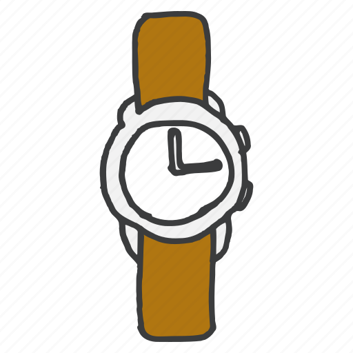 accessory, alarm, clock, clothing, time, watch, wrist icon