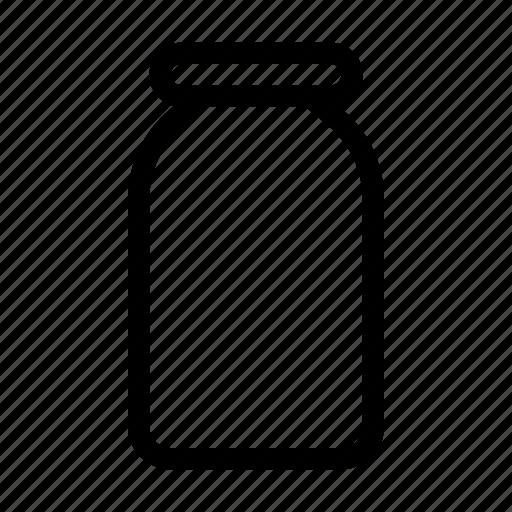 bottle, drink, drinks, milk icon