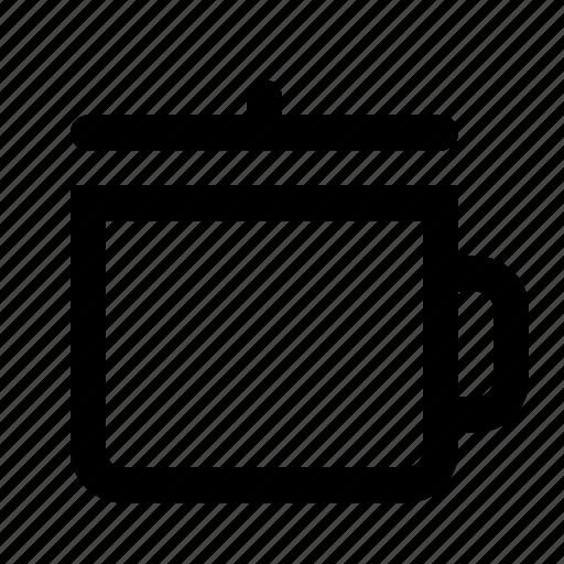 break, coffe, cup, drink, glass, mug icon