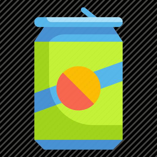 Beverage, can, cola, drink, food, soda, sugar icon - Download on Iconfinder
