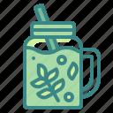 beverage, drink, food, glass, herbal, juice, vegetable icon