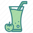 beverage, drink, fruit, glass, juice, tomato, vegetable icon