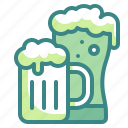 alcohol, beer, drink, food, mug, pint, pub icon