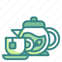 coffee, cup, drink, hot, mug, pot, tea icon