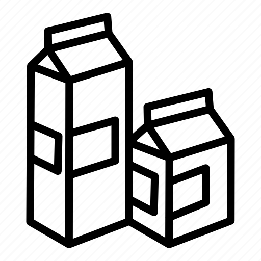 Cup, drink, milk, pack, packs, tea icon - Download on Iconfinder