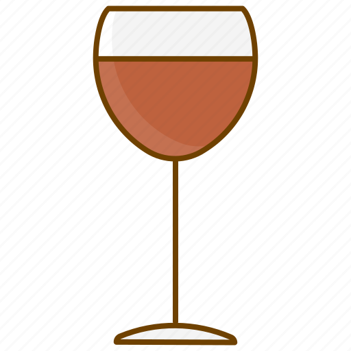 alcohol, beverage, celebration, drink, glass, red wine, wine icon