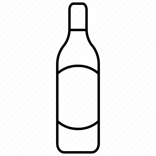 alcohol, beer, beverage, bottle, drink, fun, party icon