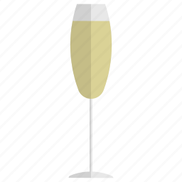 alcohol, celebration, champagne, drink, glass, party, sect icon