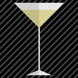 alcohol, celebration, cinzano, drink, glass, martini, party icon