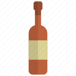 alcohol, bottle, drink, hygge, party, red wine, wine icon