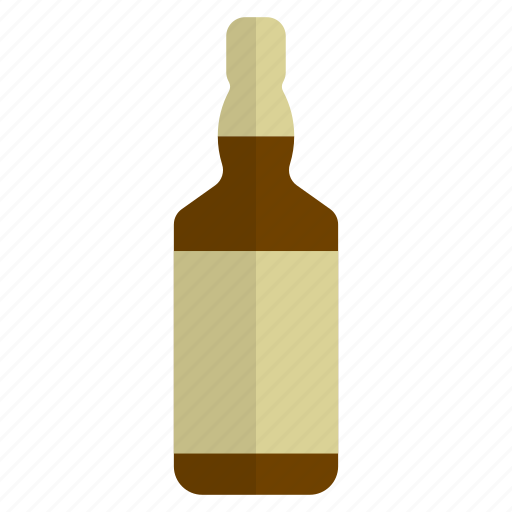 alcohol, beverage, bottle, drink, hang out, whiskey, whisky icon