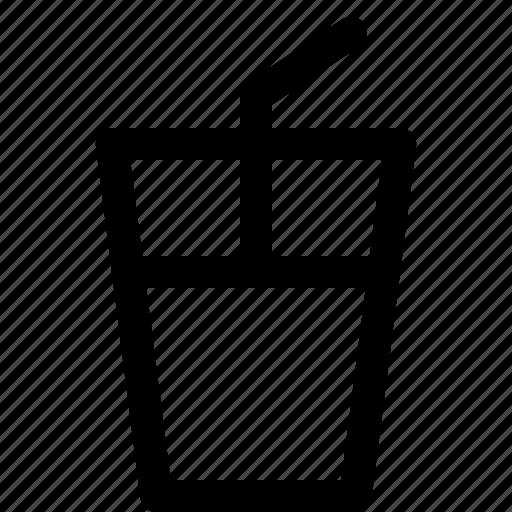 drink, glass, juice, tea icon
