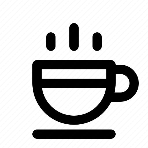 Coffee, drink, glass, hot icon - Download on Iconfinder