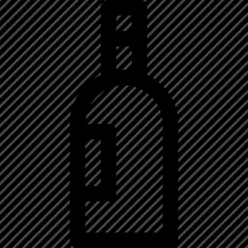 Alcohol, beverage, bottle, drink icon - Download on Iconfinder