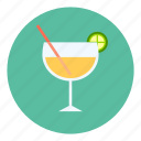 lemon, tea icon