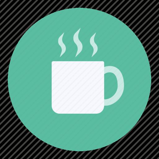 coffee, hot, mug icon