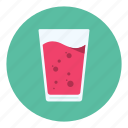 drink, glass, soda icon