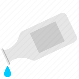 bottle, drink, mineral, water icon
