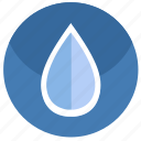 drink, drop, fluid, water icon