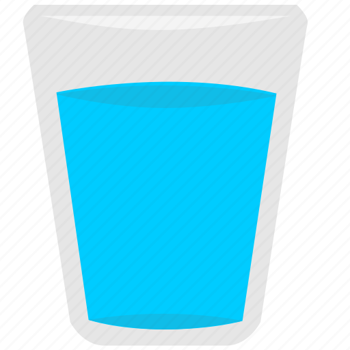 drink, glass, mineral, water icon