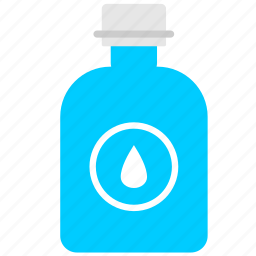 bottle, cooler, drink, plastic, water icon