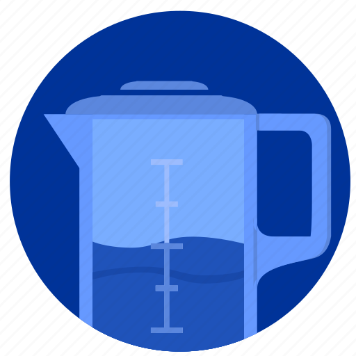 filter, fluid, half, water icon