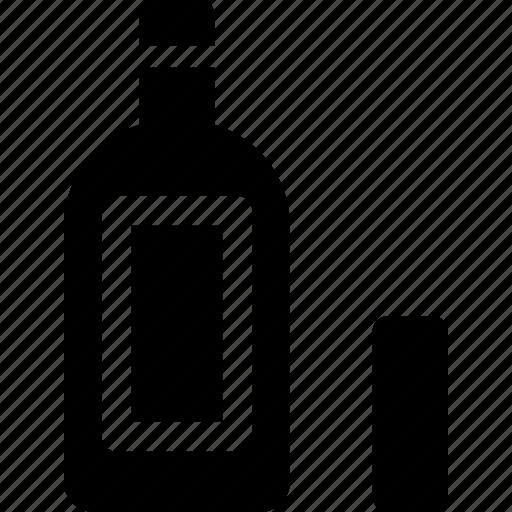 alcohol, beverage, bottle, glass, jagermeister, liqor, shot icon