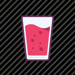drink, glass, soda icon