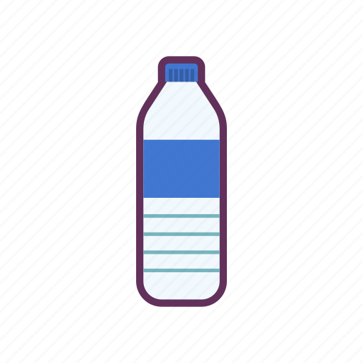 bottle, drink, plastic, water icon