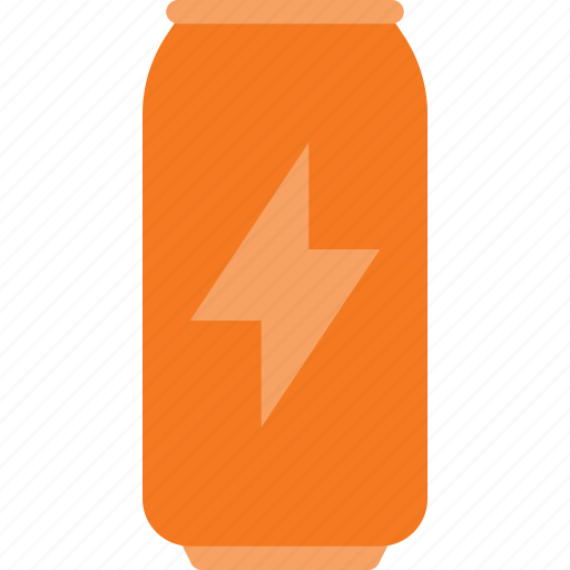 can, drink, drinks, energy icon