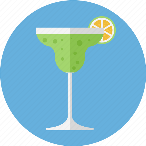 cocktail, cocktail glass lemon, glass, lemon icon