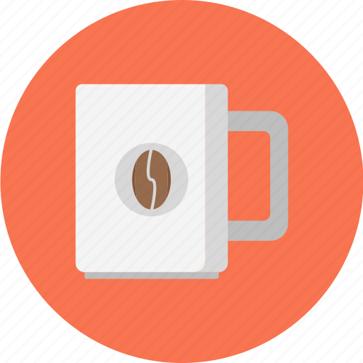 coffee, coffee mug, glass, mug of coffee icon