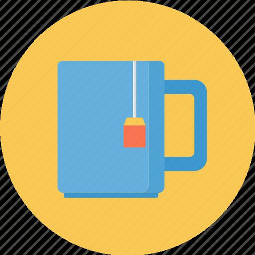 cup of tea, hot tea, jar, tea, tea cup icon