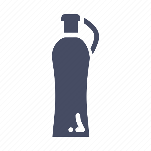 beverage, bottle, drink, sipper, water icon