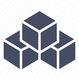 cube, cubes, salt, sugar, taste icon
